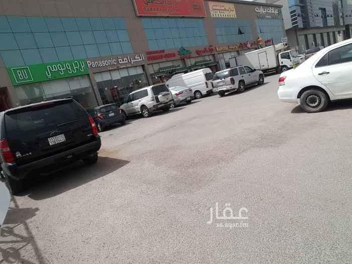 مكتب تجاري للإيجار في طريق سعيد ابن زيد ، حي قرطبة ، الرياض