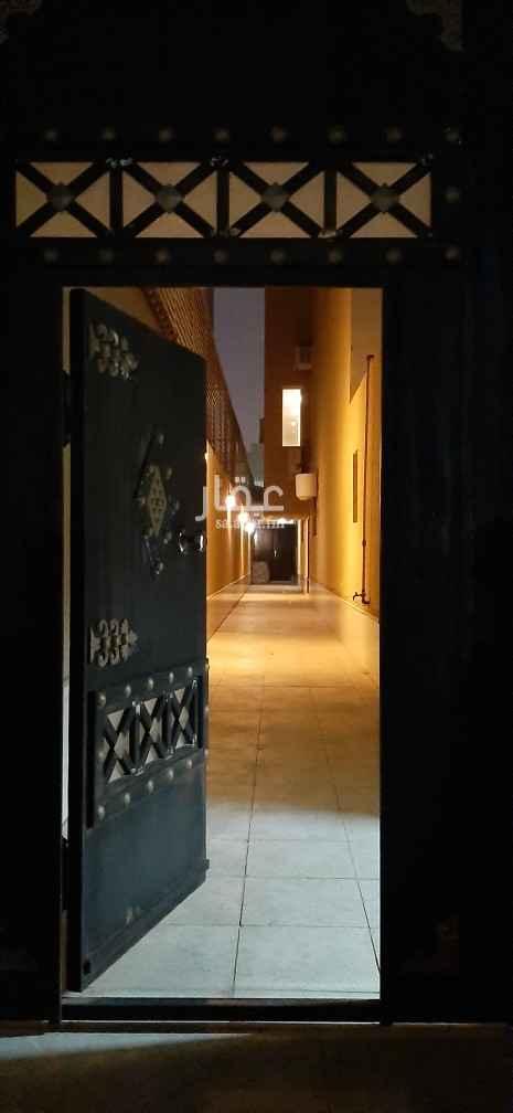 شقة للإيجار في شارع البتراء ، حي الحمراء ، الرياض