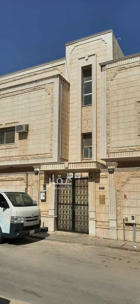 شقة للإيجار في شارع كعب العبسي ، حي الروضة ، الرياض ، الرياض
