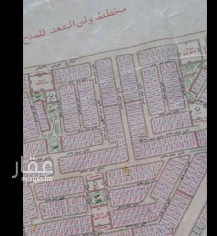 أرض للبيع في حي ولي العهد 1155105 تطبيق عقار