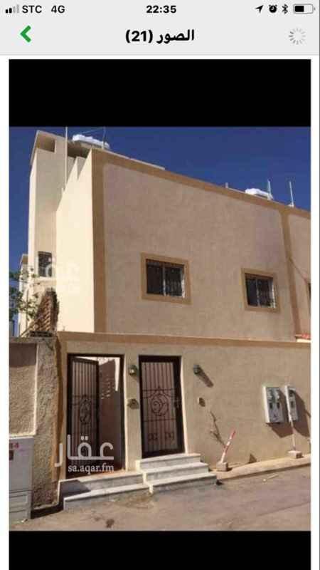 دور للإيجار في شارع ابن ابي الازهر, العليا, الرياض