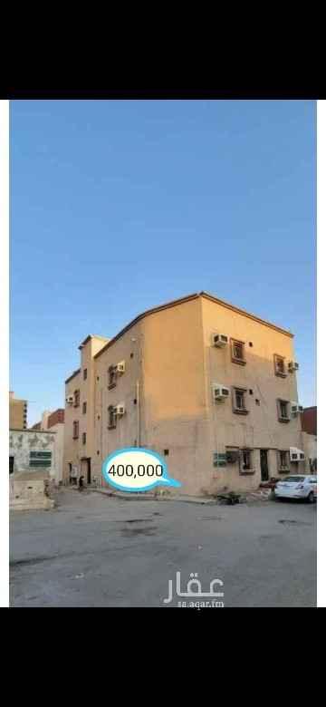 عمارة للبيع في شارع اللجاه ، حي الجامعة ، جدة ، جدة