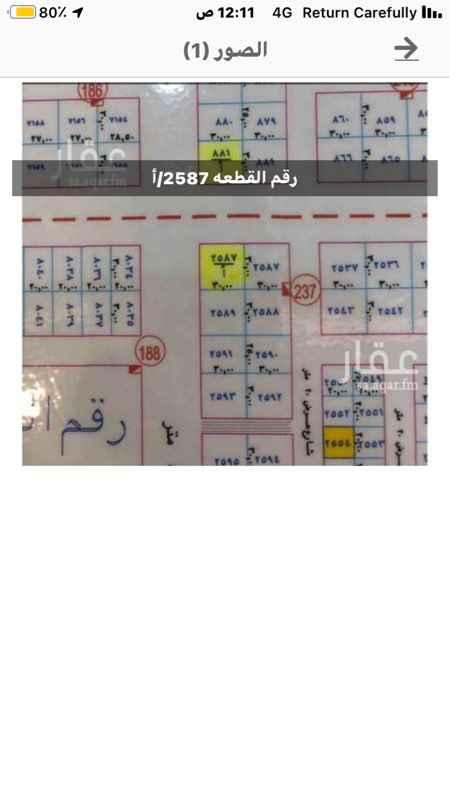 أرض للإيجار في طريق السيل الكبير ، حي المهدية ، الرياض ، الرياض