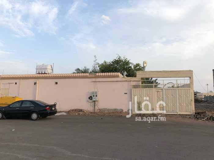 استراحة للإيجار في شارع عبدالله بن دكين, الغراء, المدينة المنورة
