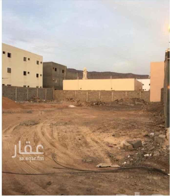أرض للبيع في شارع سلمة بن محارب ، حي الرانوناء ، المدينة المنورة