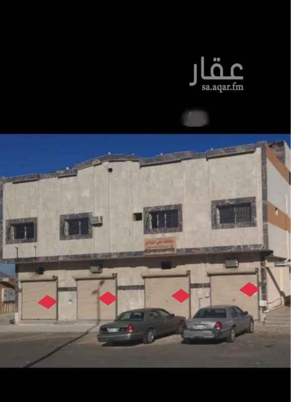 عمارة للبيع في شارع زياد بن رياح ، حي الرانوناء ، المدينة المنورة ، المدينة المنورة