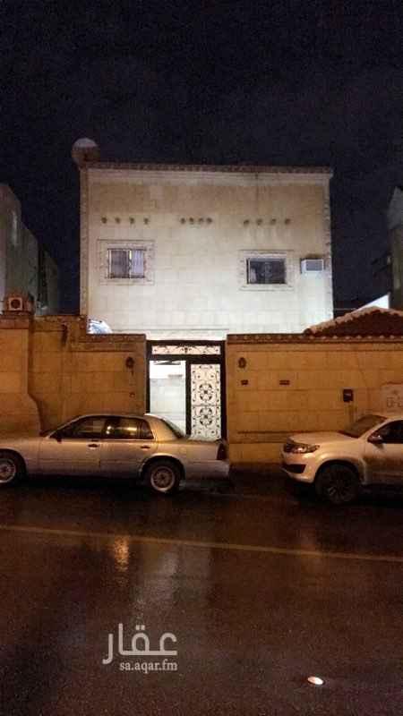 دور للإيجار في شارع الشيخ البشير الابراهيمي ، حي السويدي ، الرياض