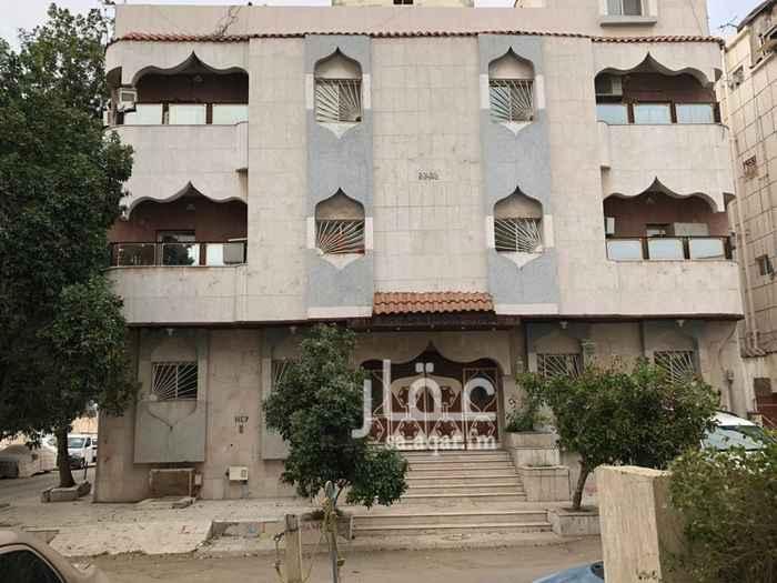شقة للإيجار في شارع وادي القيم ، حي العزيزية ، جدة ، جدة