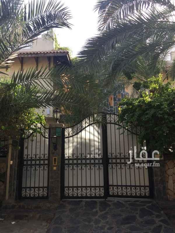 فيلا للبيع في شارع معاوية بن ابي سفيان ، حي المحمدية ، جدة