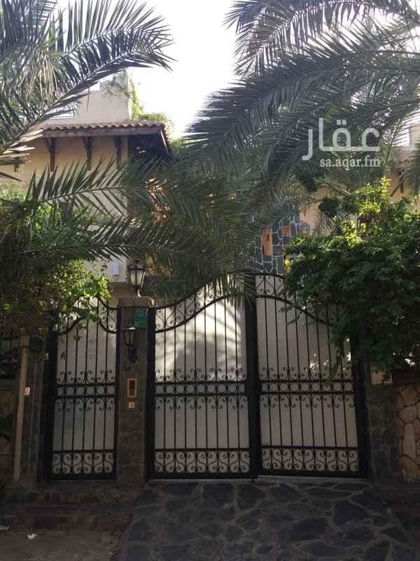 فيلا للبيع في شارع ابراهيم القرماني ، حي المحمدية ، جدة