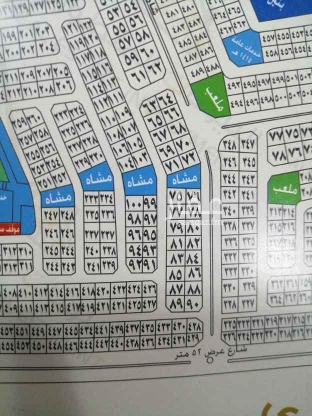 أرض للبيع في شارع معاذ بن الحارث النجاري(رضي الله عنه) ، حي الياقوت ، جدة ، جدة
