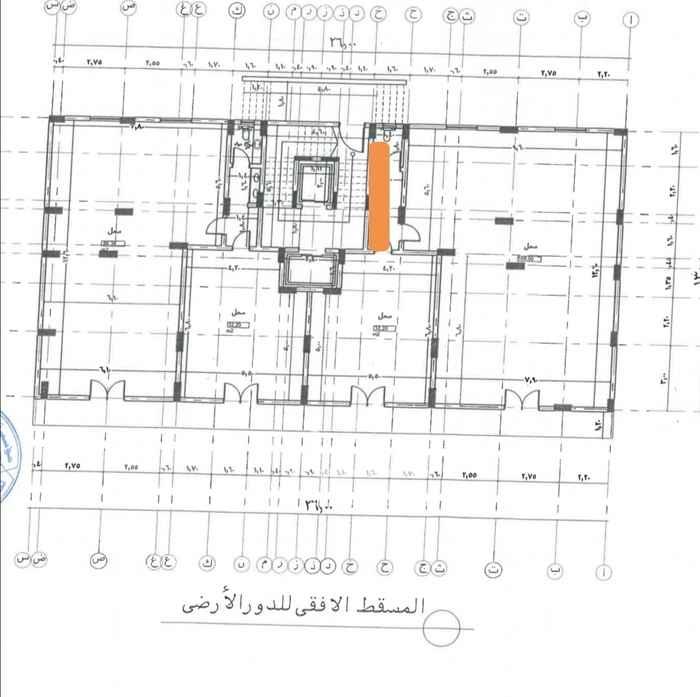 عمارة للإيجار في طريق الملك فهد ، حي الشاطيء ، جازان ، جزان