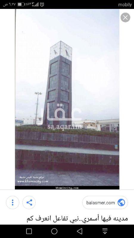 أرض للإيجار في شارع الإمام محمد بن سعود ، حي الروضة ، خميس مشيط