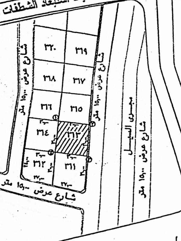 أرض للبيع في حي الجامعة ، جدة ، جدة
