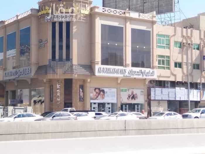 مكتب تجاري للإيجار في حي ، طريق الملك عبدالعزيز ، حي الخبر الشمالية ، الخبر ، الخبر