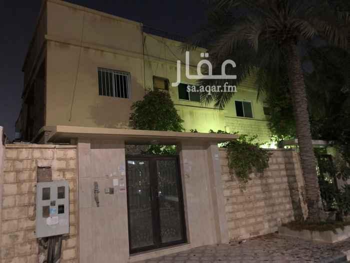 دور للإيجار في شارع ازهر بن قيس ، حي الطبيشي ، الدمام