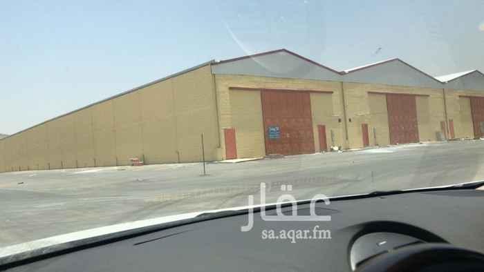 مستودع للإيجار في الرياض
