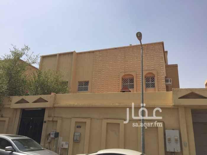 شقة للإيجار في شارع عبدالله الموفق ، حي أم الحمام الغربي ، الرياض ، الرياض