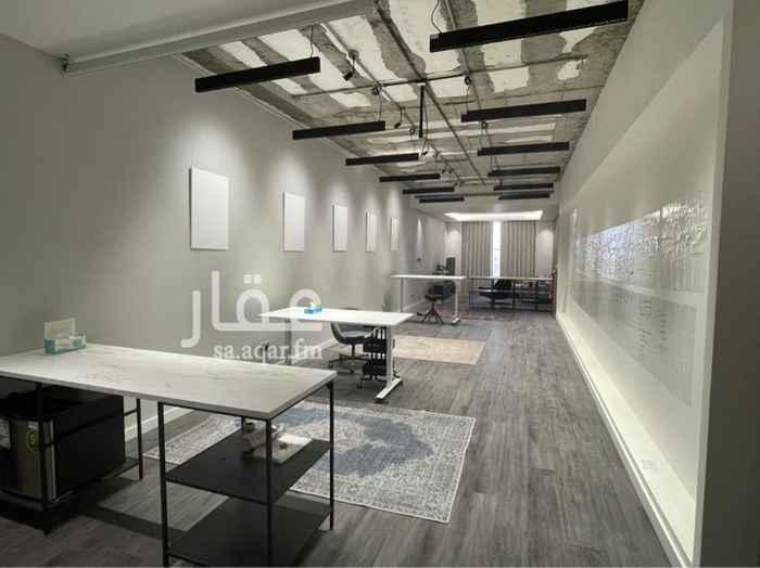مكتب تجاري للإيجار في طريق الأمير محمد بن سلمان بن عبدالعزيز ، حي حطين ، الرياض ، الرياض