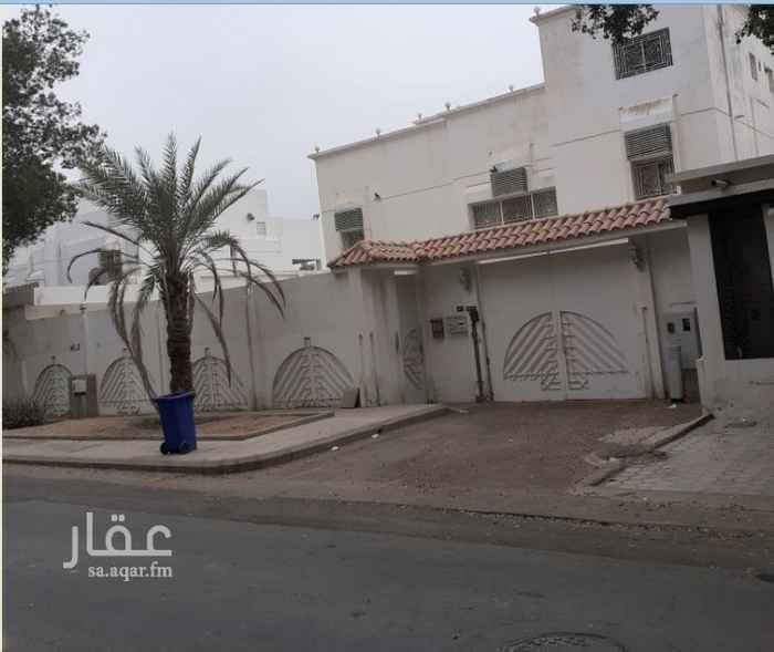 فيلا للبيع في شارع عبدالرحمن بن ثابت ، حي الامير فواز الشمالى ، جدة ، جدة