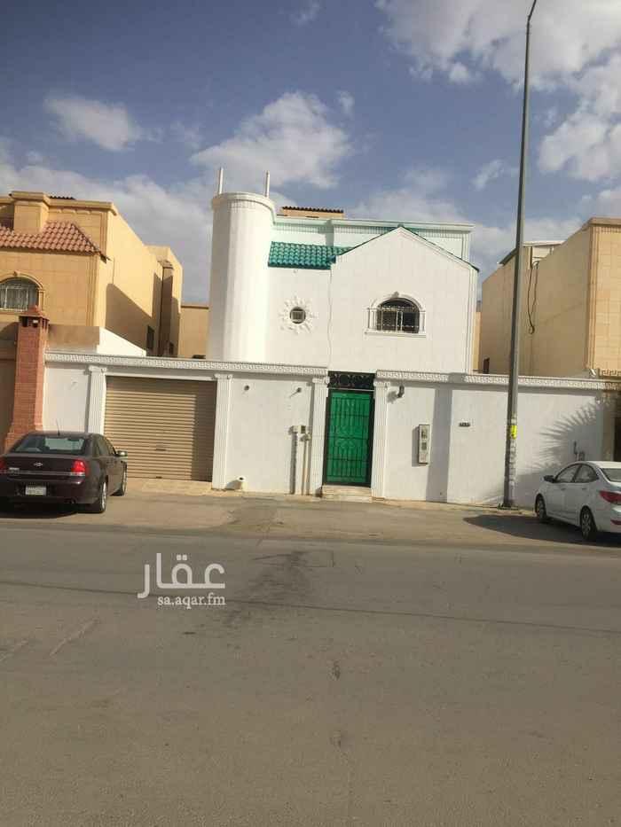 فيلا للإيجار في شارع الشبارقة ، حي اشبيلية ، الرياض ، الرياض