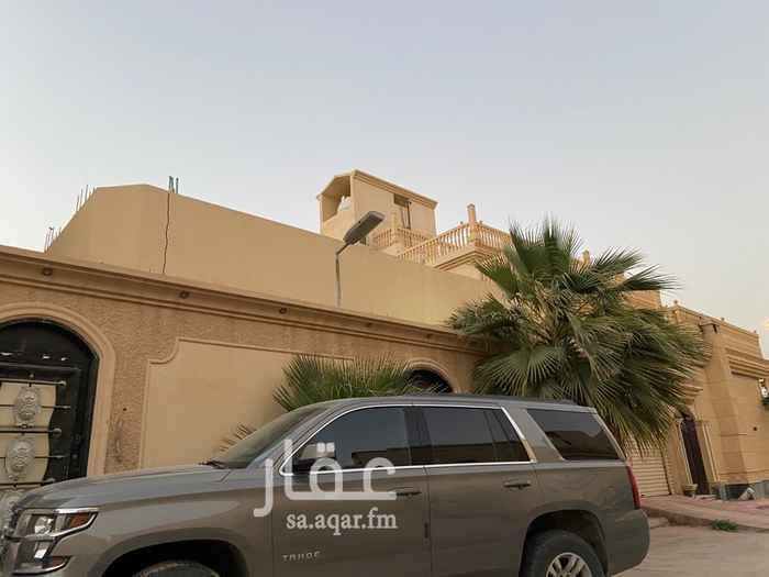 فيلا للبيع في شارع رقم 89 ، حي الجنادرية ، الرياض