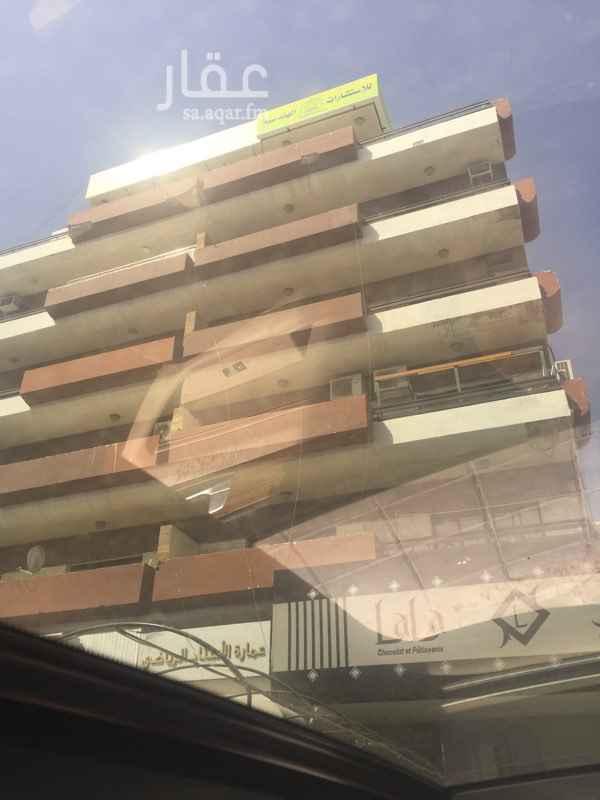 مكتب تجاري للإيجار في شارع سعود الفيصل, حي الفيصلية, جدة