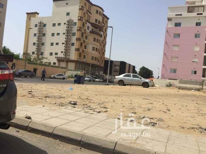 أرض للبيع في شارع حسين الشبكشي ، حي الحمراء ، جدة