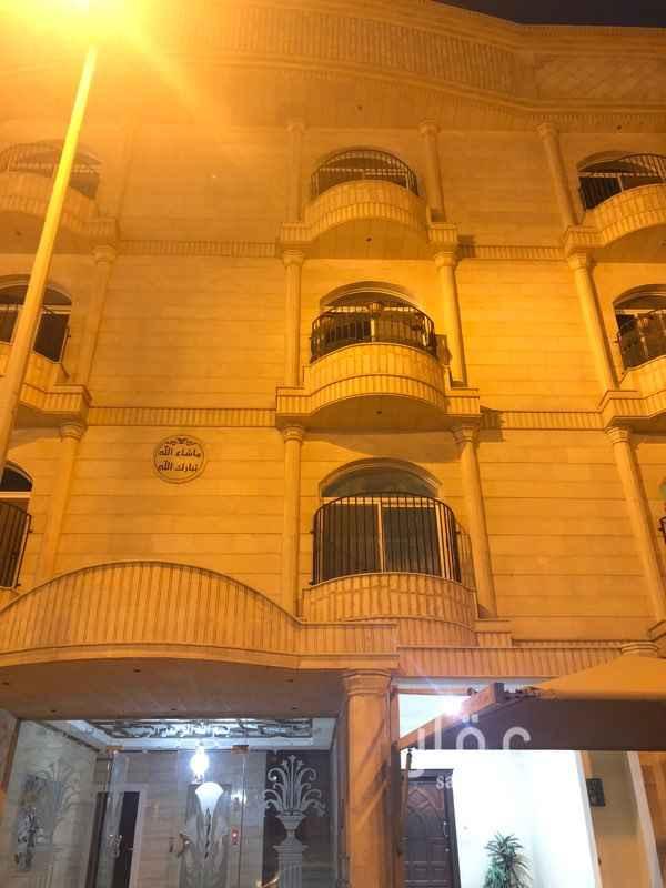 شقة للإيجار في شارع محمد البناني ، حي النعيم ، جدة
