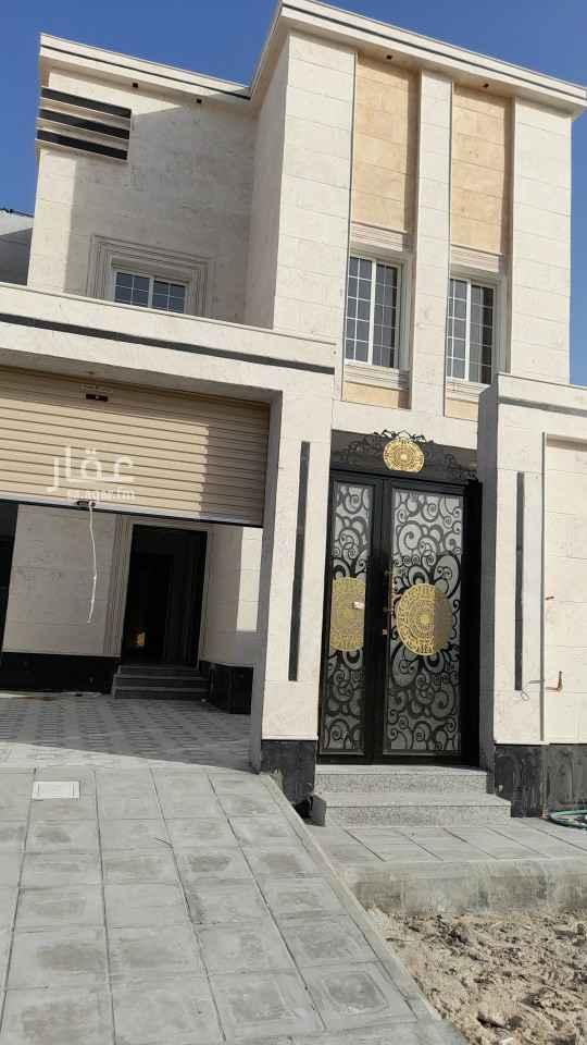 فيلا للبيع في شارع عمرو بن معاذ الانصاري ، ضاحية الملك فهد ، الدمام ، الدمام