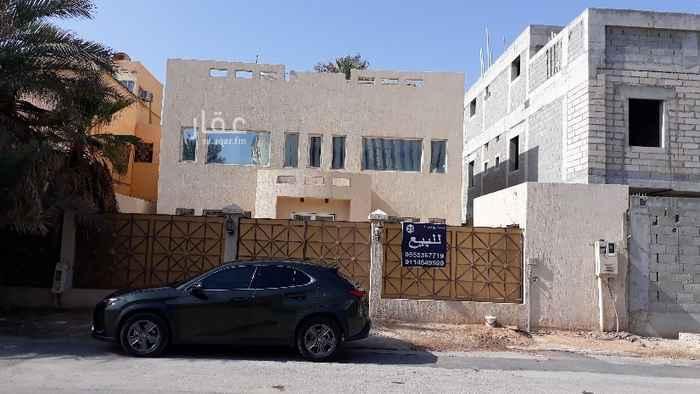 فيلا للبيع في شارع ابن هبيرة ، حي الزهراء ، الرياض ، الرياض