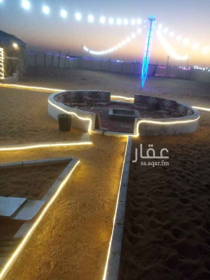 مخيم للإيجار في طريق خزام ، حي الرمال ، الرياض ، الرياض