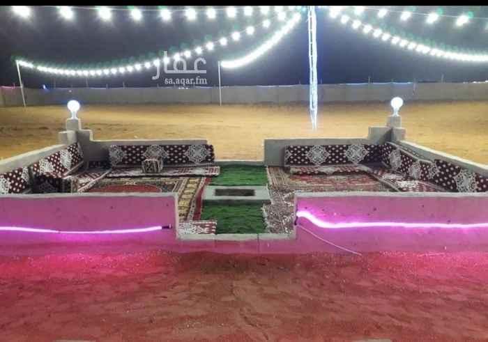 مخيم للإيجار في الرياض ، حي الرمال ، الرياض