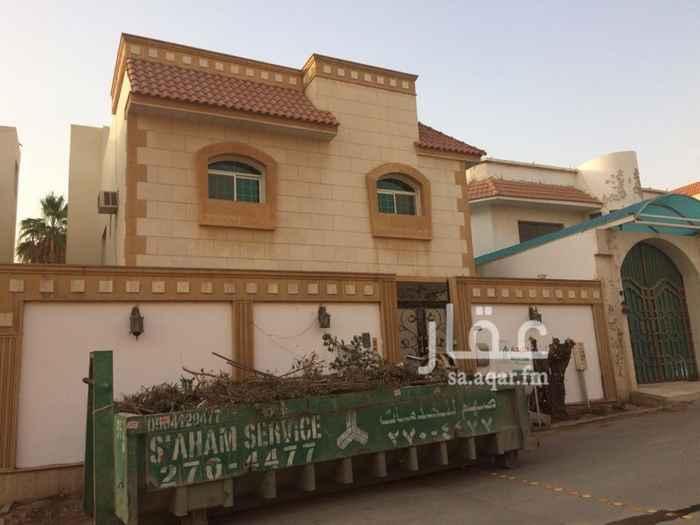 فيلا للبيع في شارع عمر الواعظ ، حي صلاح الدين ، الرياض
