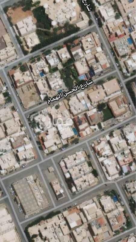 أرض للبيع في شارع البرود ، حي صلاح الدين ، الرياض ، الرياض