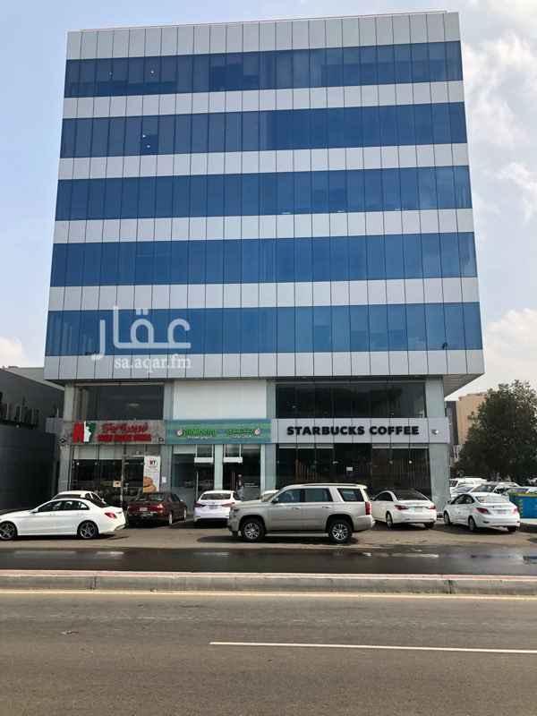 مكتب تجاري للإيجار في حي النعيم ، جدة
