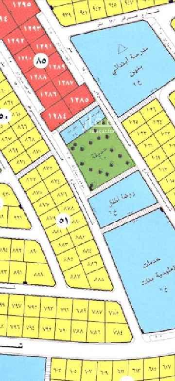 أرض للبيع في حي المنتزه ، الدمام ، الدمام
