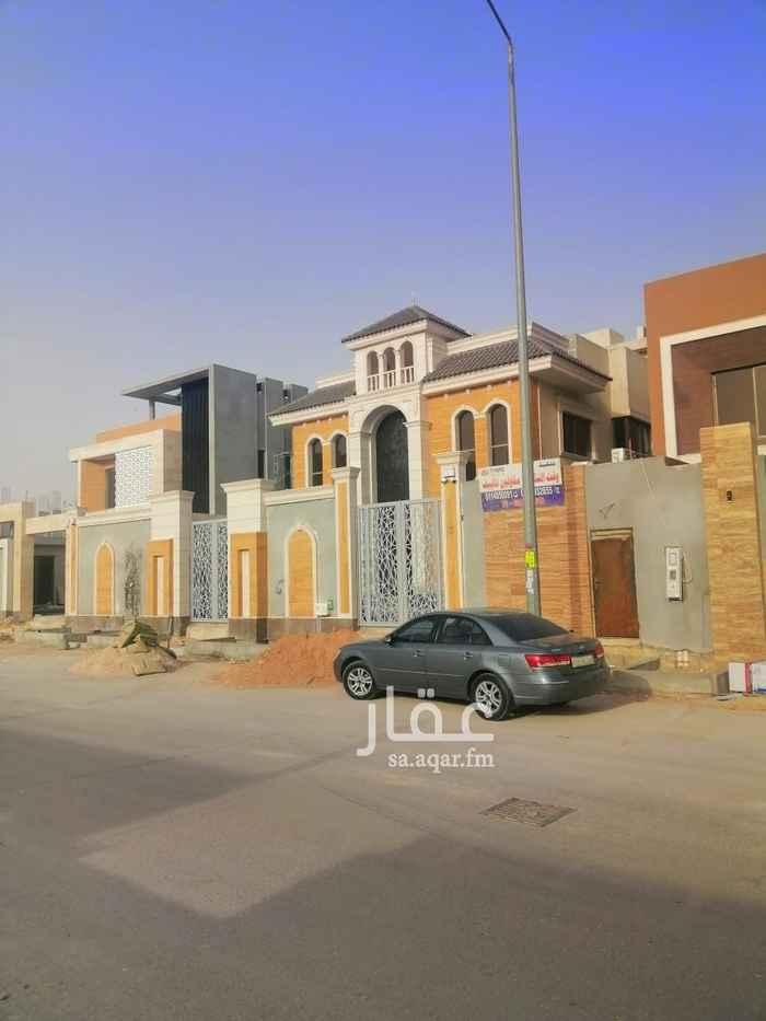 فيلا للبيع في شارع الأطراف ، حي الملقا ، الرياض ، الرياض
