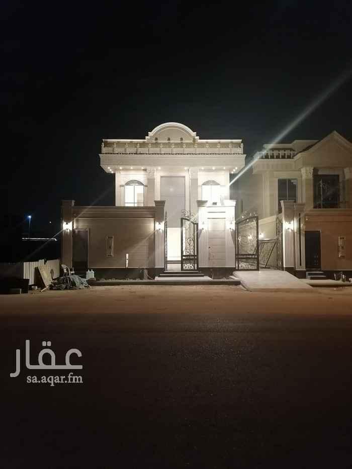 فيلا للبيع في شارع رقم 173 ، حي الملقا ، الرياض