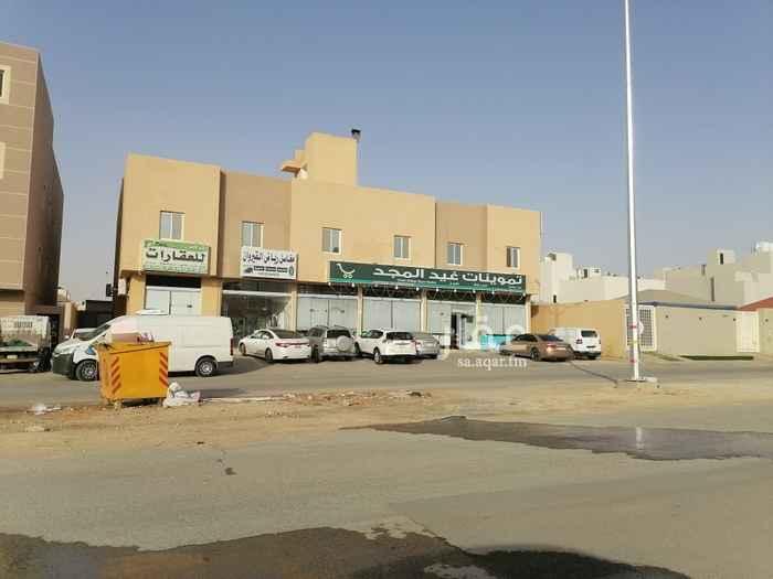 عمارة للبيع في شارع سيف الدين ، حي القيروان ، الرياض ، الرياض