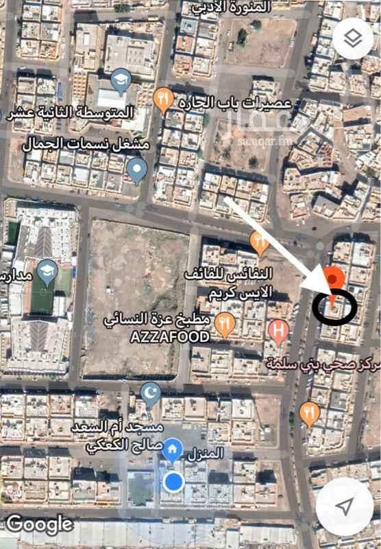 شقة للإيجار في شارع نعيم بن النحام بن عبدالله ، حي القبلتين ، المدينة المنورة