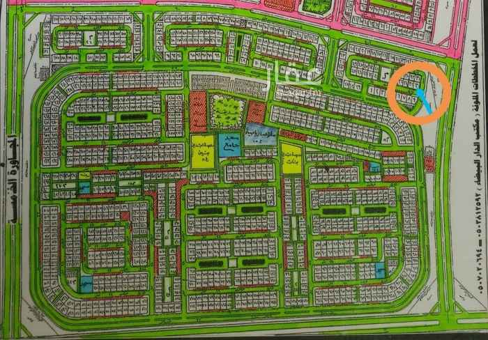 أرض للبيع في شارع الملك سعود ، ضاحية الملك فهد ، الدمام ، الدمام
