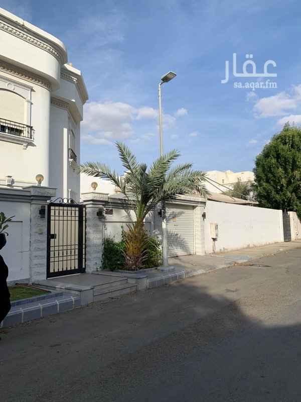 فيلا للإيجار في شارع أفلح بن سعيد ، حي الزهراء ، جدة ، جدة