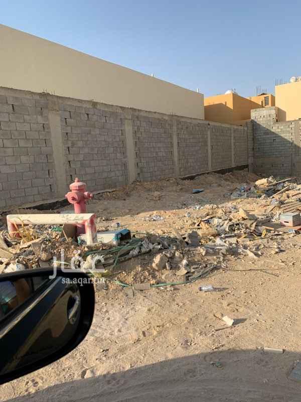 أرض للبيع في شارع ابراهيم البرهان ، الرياض