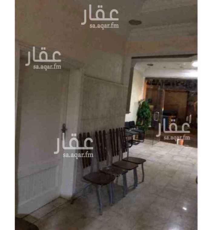 شقة للإيجار في شارع المساعد ، حي العزيزية ، جدة