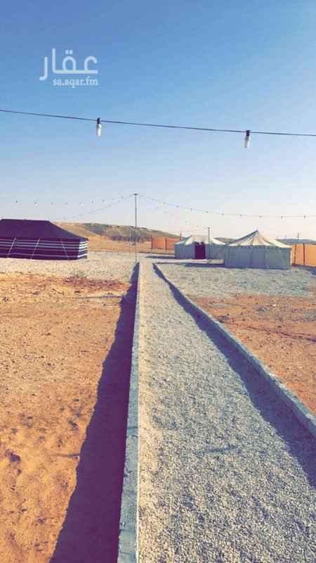 مخيم للإيجار في حي الخير ، الرياض