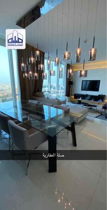 شقة للإيجار في شارع حوطة بني تميم ، حي العليا ، الرياض ، الرياض