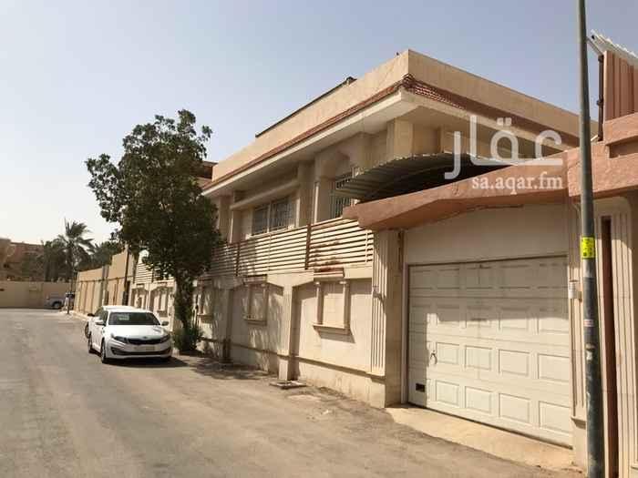 فيلا للبيع في شارع أم عبدالله التنوخية ، حي العليا ، الرياض