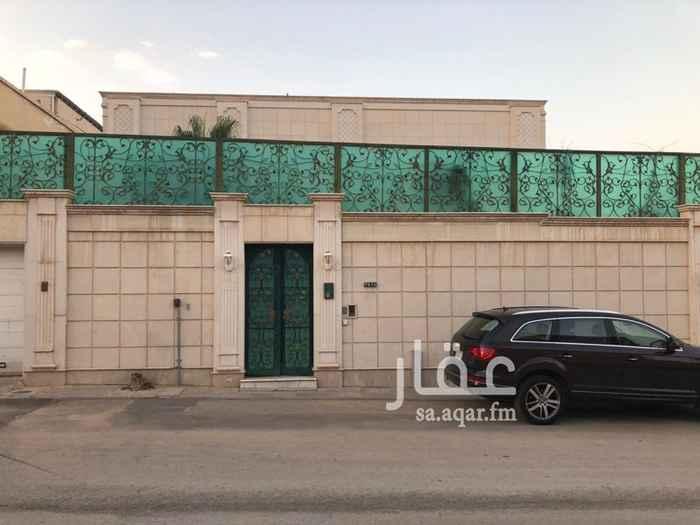 فيلا للبيع في شارع ابن خولة ، حي العليا ، الرياض