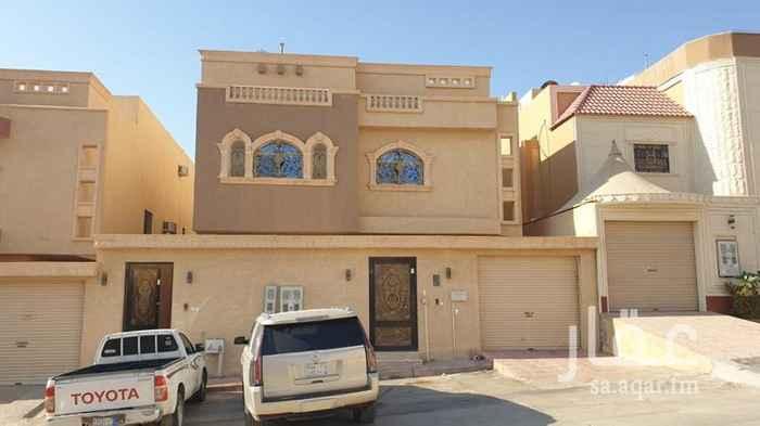 دور للإيجار في شارع المدورة ، حي الحزم ، الرياض ، الرياض